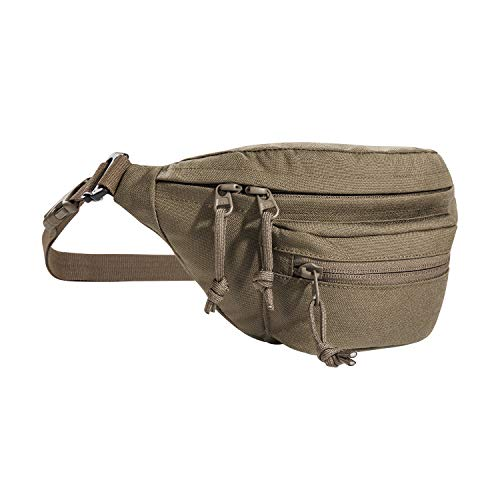 Tasmanian Tiger TT Modular Hip Bag Taktische Bauchtasche Molle kompatibel EDC Tasche mit 3 Fächern (Coyote Brown)